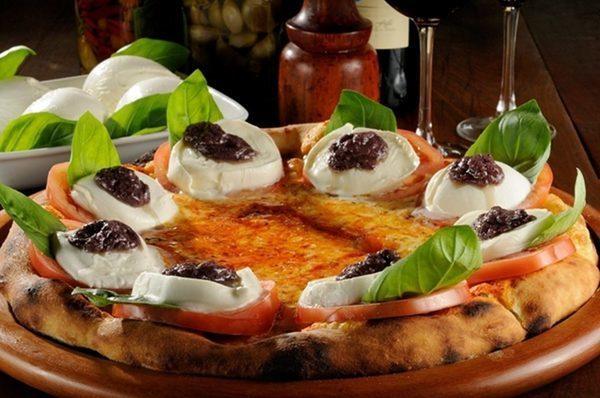 5 pizzarias no rio
