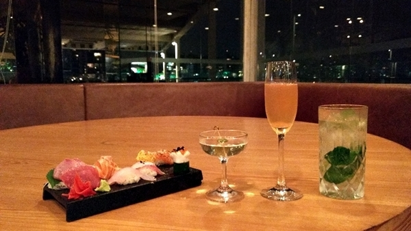 Alex Mesquita cria novos drinques para o japonês Naga 7
