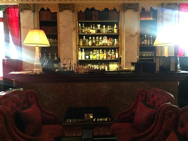 Almoço no Hotel La Reserve, em Paris 15