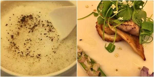Almoço no Mandarin Oriental em Paris 6