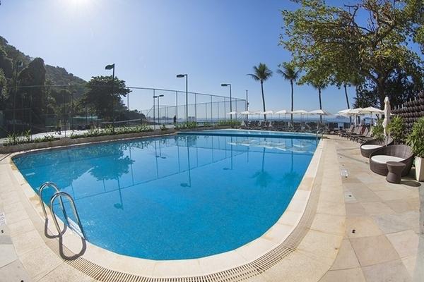 Brunch no Hotel Sheraton Grand Rio 3