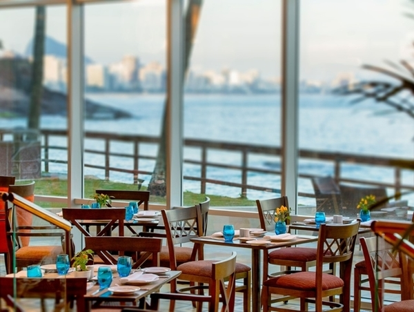 Brunch no Hotel Sheraton Grand Rio 4