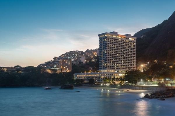 Brunch no Hotel Sheraton Grand Rio 5