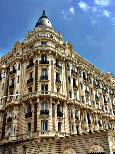 Hotel Intercontinental Carlton Cannes 18