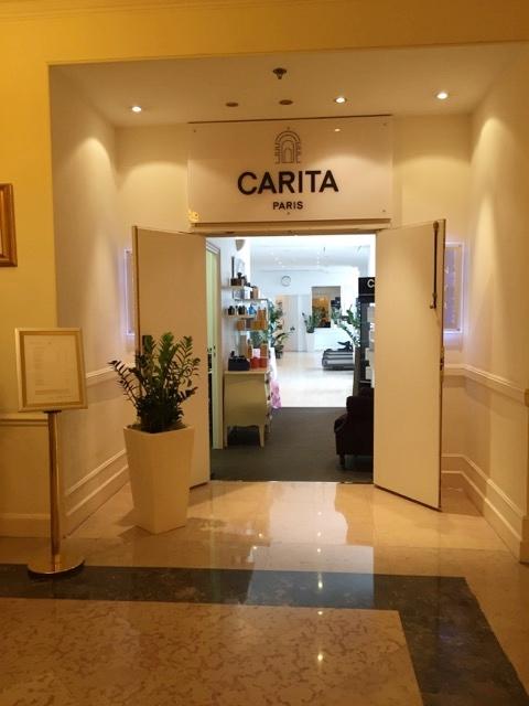 Hotel Intercontinental Carlton Cannes 19