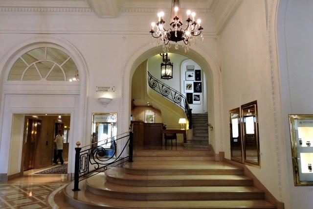 Hotel Intercontinental Carlton Cannes 8