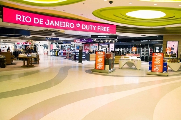 Novo espaço no Aeroporto Internacional Tom Jobim, no Rio 10