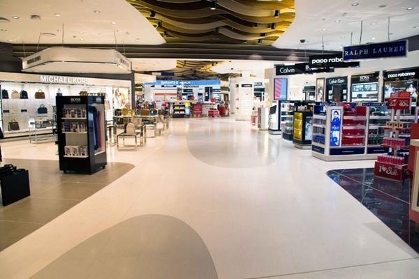 Novo espaço no Aeroporto Internacional Tom Jobim, no Rio 12