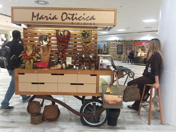 Novo espaço no Aeroporto Internacional Tom Jobim, no Rio 13