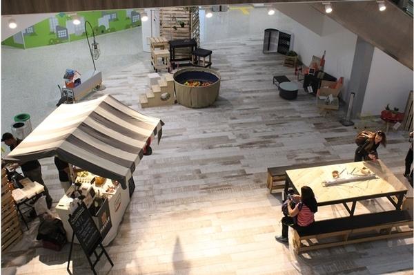 Novo espaço no Aeroporto Internacional Tom Jobim, no Rio