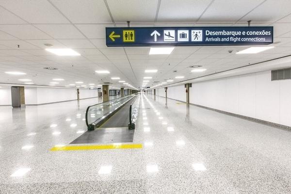 Novo espaço no Aeroporto Internacional Tom Jobim, no Rio 6