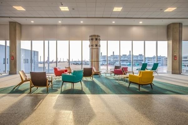 Novo espaço no Aeroporto Internacional Tom Jobim, no Rio 7
