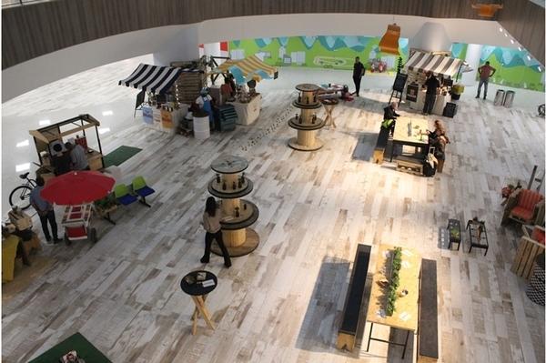 Novo espaço no Aeroporto Internacional Tom Jobim, no Rio 8