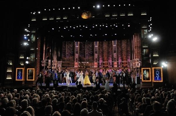 Apresentação de Hamilton no Tony Awards