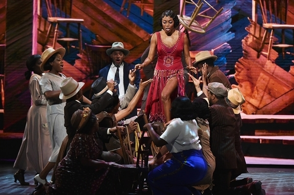 "Performance de ""The Color Purple"" no Tony Awards"