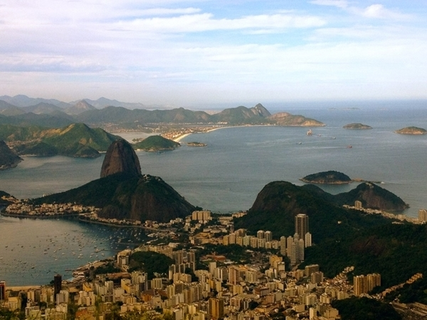 Rio de Janeiro na Revista Leading 11