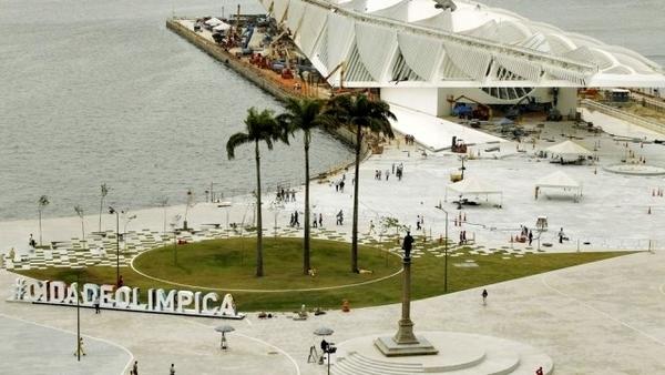 Rio de Janeiro na Revista Leading 9
