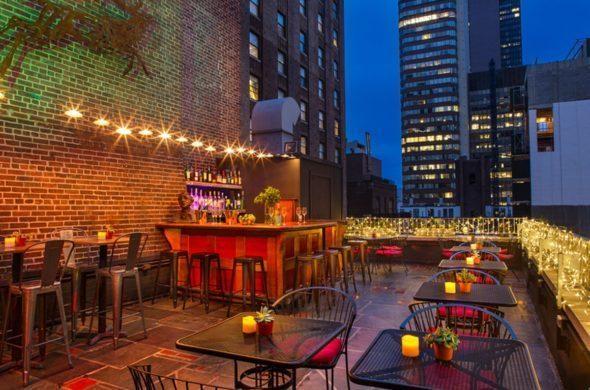 Roger Smith Hotel em Nova Iorque 11