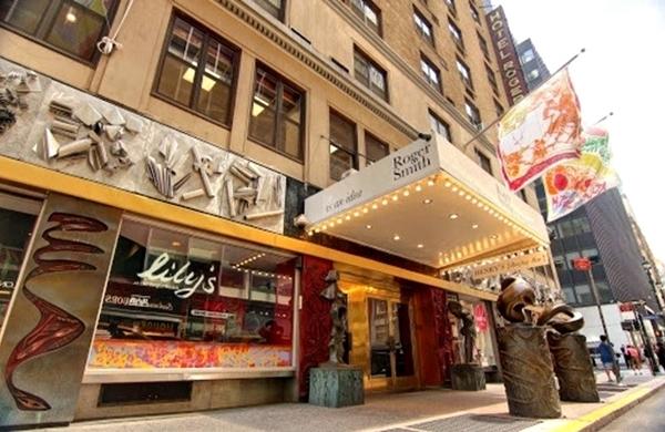 Roger Smith Hotel em Nova Iorque 7