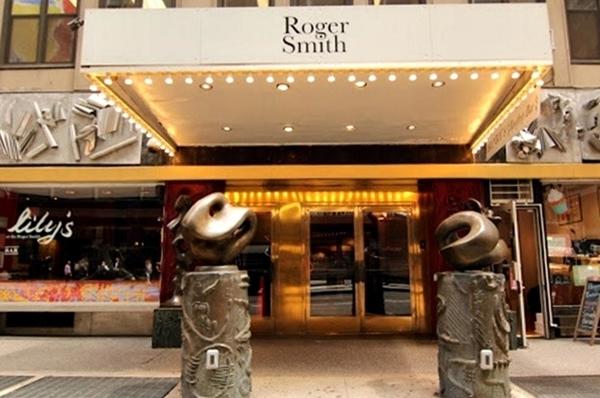 Roger Smith Hotel em Nova Iorque