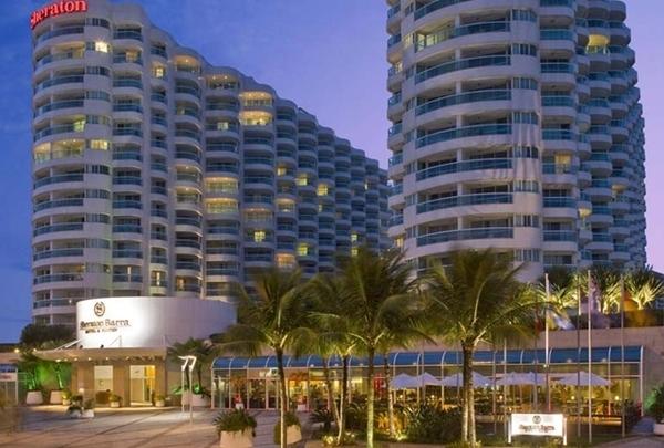 5 hoteis na Barra para as Olimpíadas