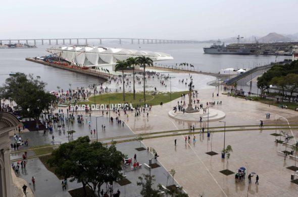 5 passeios no Centro do Rio