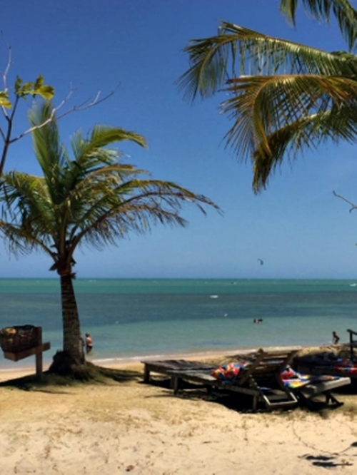 5 praias brasileiras