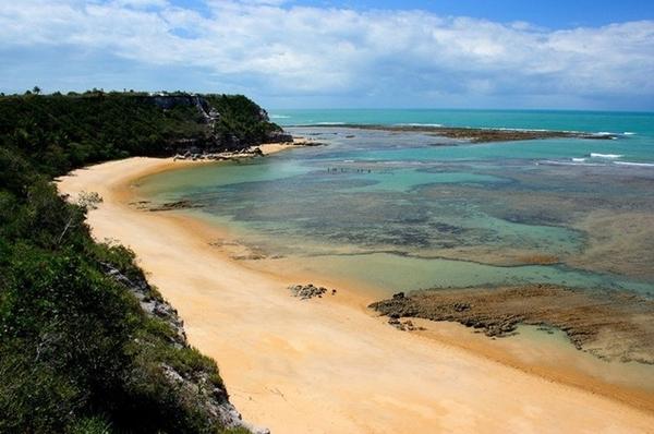 5 praias 5 praias para as férias no Brasil