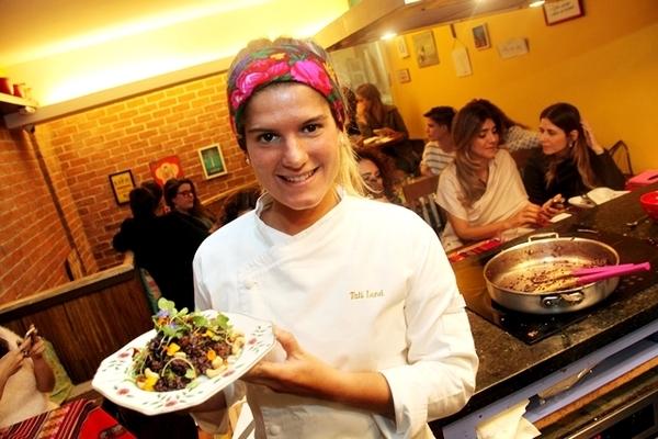 Chef Tati Lund