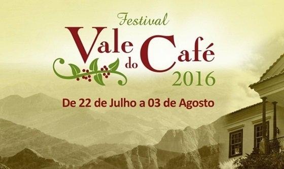 Festival Vale do Café 2016, no Rio