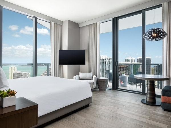 Hotel de lifestyle EAST Miami
