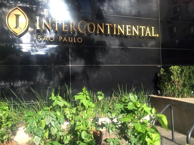 Hotel Intercontinental São Paulo 8
