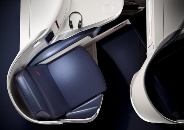 Nova classe Executiva da Air France 12