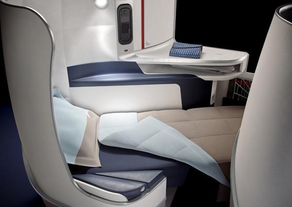 Nova classe Executiva da Air France 13