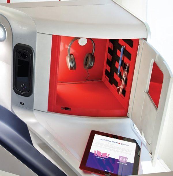 Nova classe Executiva da Air France 17