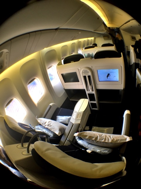 Nova classe Executiva da Air France 4