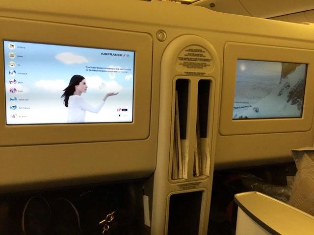 Nova classe Executiva da Air France 5