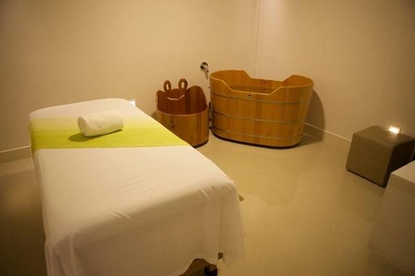O spa do Mavsa Resort, em São Paulo 5