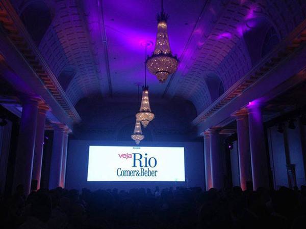 Prêmio Veja Rio Comer & Beber 2016