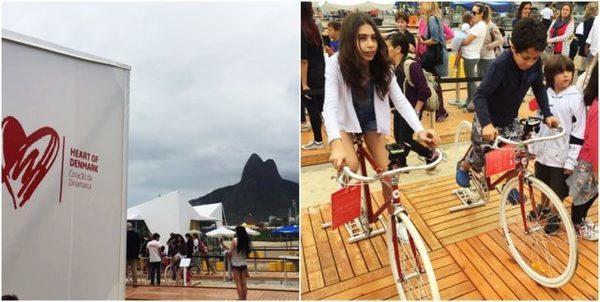 Casas temáticas nas Olimpíadas do Rio 13