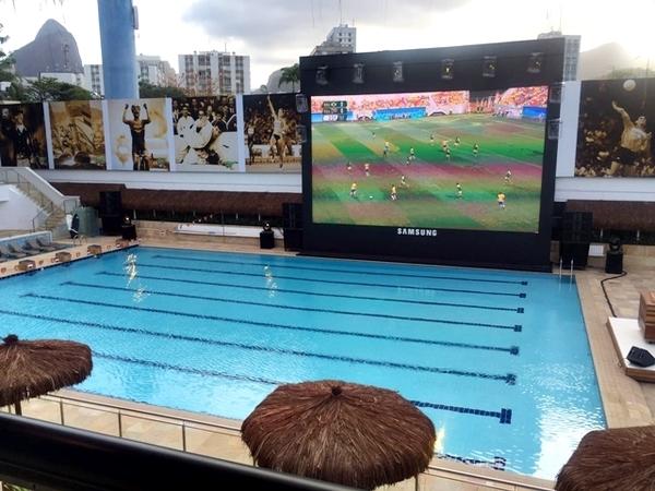 Casas temáticas nas Olimpíadas do Rio 17