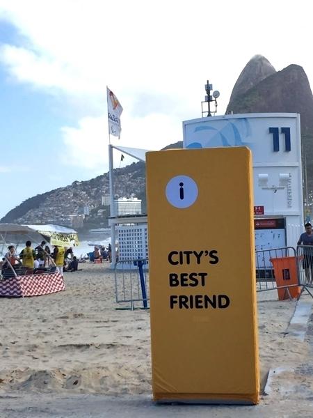 Casas temáticas nas Olimpíadas do Rio 3