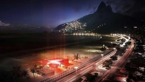 Casas temáticas nas Olimpíadas do Rio 6