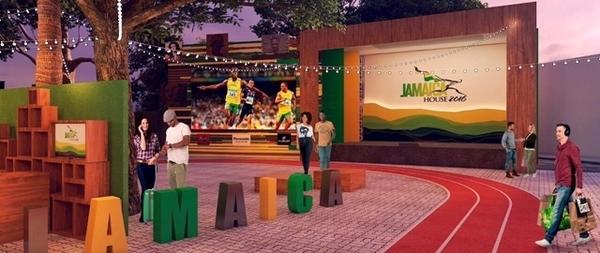 Casas temáticas nas Olimpíadas do Rio 7
