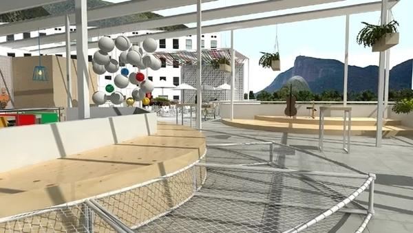 Casas temáticas nas Olimpíadas do Rio 9