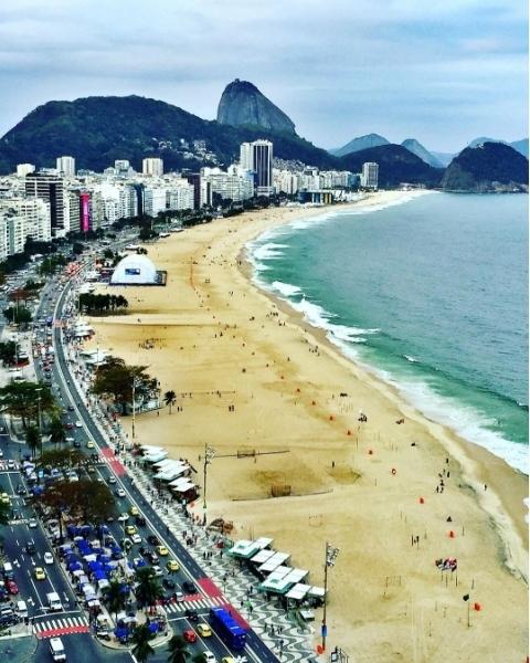 novidades em copacabana