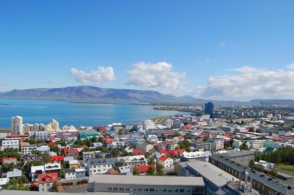 Islândia - Escandinávia