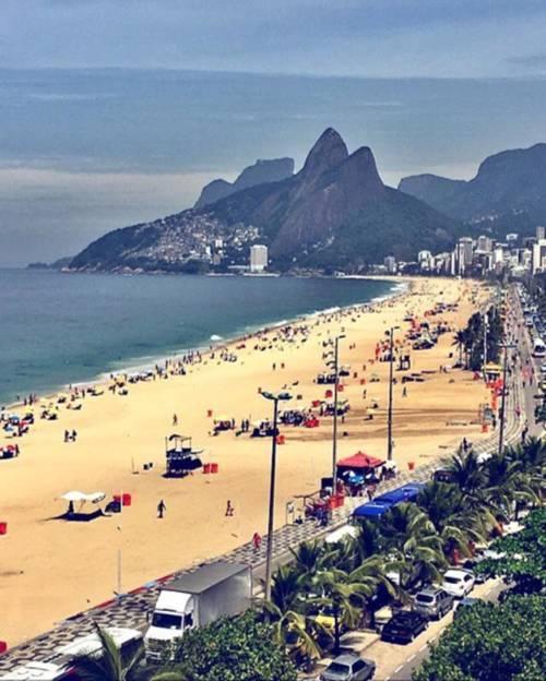 Os destinos preferidos dos viajantes brasileiros