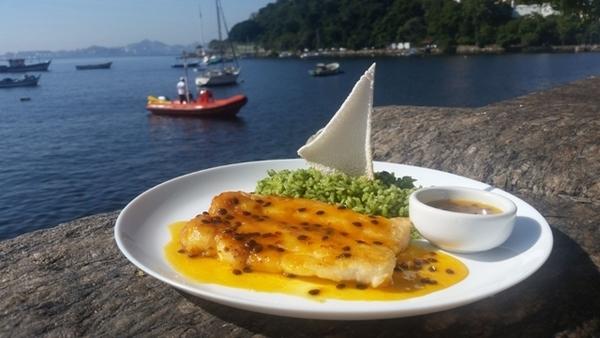 Menu Olímpico nos Restaurantes do Rio