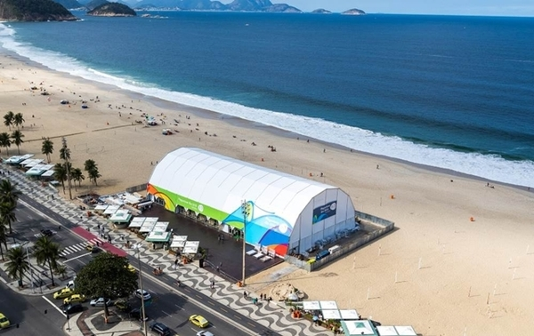 Novidades em Copacabana nas Olimpíadas 7